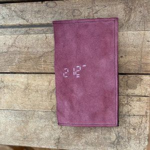 Down Home Leather Sleeve Wallet